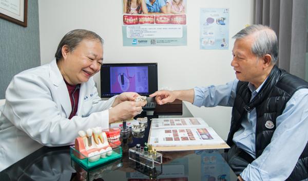 ICRT植牙難症轉診中心-朱裕華院長看診